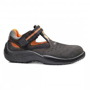 Sandale Summer Sandal S1P SRC B0116, culoare Gri