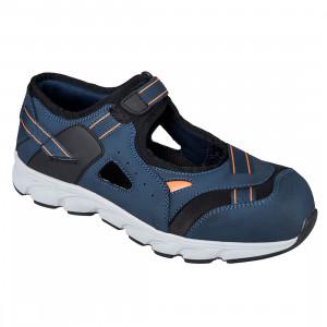 Sandale Tay de protectie Portwest S1P Compozit, culoare Albastru