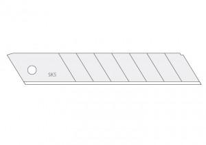 Set 10 lame de cutter SK5, L 100, A 18, I 5, G 110