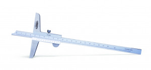 Subler de adancime, SCALA 0-300 mm