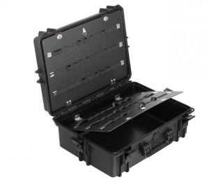 Troller impermeabil pentru scule, DIM 555x428x211 mm