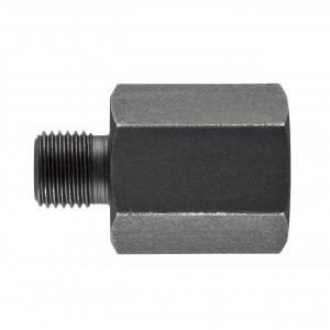 Adaptor pentru polizor pentru prinderea carotelor Ø 22-29 mm