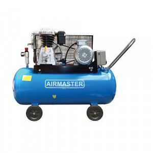 Compresor AIRMASTER AIR5.5SHU10200, trifazat, debit 412 litri/min, butelie 200 litri