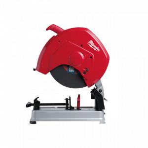 Debitor pentru metal 220 V Milwaukee CHS 355 E, disc 355 mm, 2300 W, alimentare Retea 220-240 V