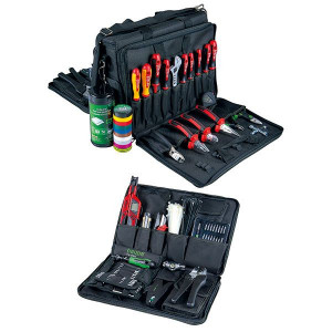 Geanta service electricieni HAUPA Supply Max1000 V, 30 piese