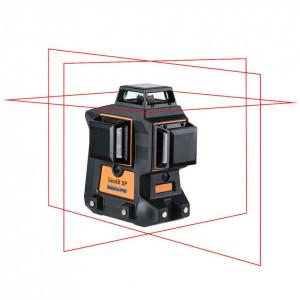Geo6X Nivela laser cu linii orizontale si verticale incrucisate intre ele