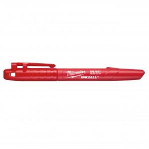 Marker INKZALL™ roșu Milwaukee