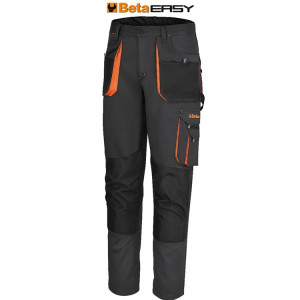 Pantaloni de lucru,cu buzunare multiple 7900G
