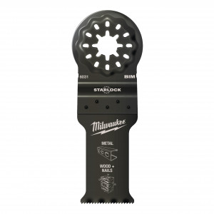 Pânză lemn & metal BiMetal 28 mm - 10 buc