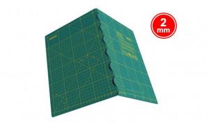 Placa Taiere FCM-A3 de 2 mm grosime - din 2 bucati
