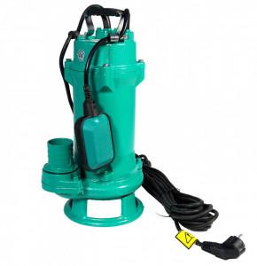 "ProGARDEN TPS1500A Pompa submersibila 2"", 1.5kW, apa murdara, 300L/min, 14m, tocator"