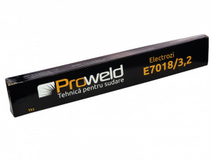 ProWELD E7018 electrozi bazici 3.2mm, 1kg