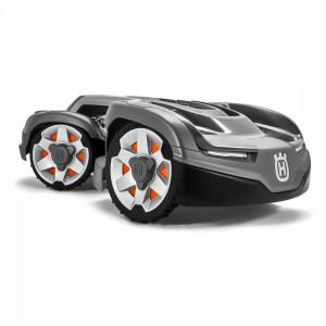 Robot tuns gazon HUSQVARNA AUTOMOWER® 435X AWD, alimentare Cu acumulator - echipat