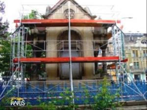 Schela reconditionare monumente