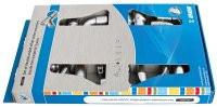 Set de chei pipa in cutie de carton, 8-24 mm, 11 piese
