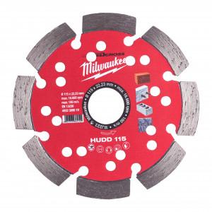 Speedcross HUDD Milwaukee, disc universal pentru materiale dure