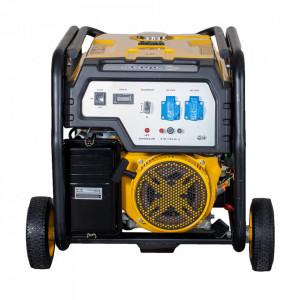 Stager FD 9500E generator open-frame 7kW, monofazat, benzina, pornire electrica