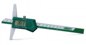 Subler digital de adancime , SCALA 0-300 mm, ACURATETE ± 0.03 mm, L 380, a 6, b 14.5, d 150