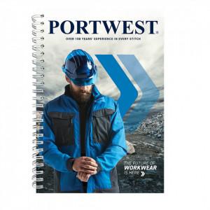 Agendă Portwest cu Coperti Tari