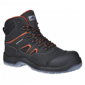 Bocanc Portwest Compositelite All Weather Boot S3 WR, culoare Negru