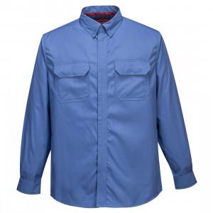 Camasa Bizflame Plus, culoare Albastru