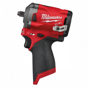 Cheie de impact, sub-compactă ⅜″ M12 FUEL™ Milwaukee M12 FIW38-0, alimentare Cu acumulator - neechipat