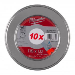 Discuri subțiri PRO+ pentru debitare metal