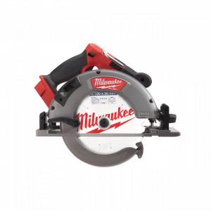 Fierăstrău circular 66 mm M18 FUEL™ pentru lemn și plastic, compatibil cu șină de ghidaj Milwaukee M18 FCSG66-0, alimentare Cu acumulator - neechipat