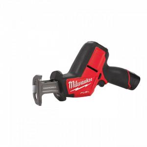 Fierăstrău sabie hackzall™ sub-compact M12 FUEL™ Milwaukee M12 CHZ-202X, alimentare Cu acumulator - echipat