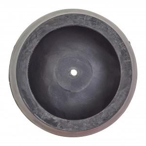 Inel colectare praf pentru colectarea prafului în cazul aplicațiilor de găurire deasupra capului. Adecvat pentru Ø 5 - 8 mm