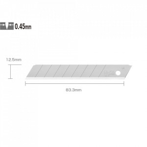 Lame 12,5 mm Tip MTB 10B - set 10 bucati