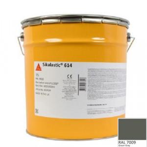 Membrana lichida Sikalastic 614 RAL 7009 gri 21,75 kg