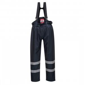Pantaloni Bizflame Rain Multi Protection Necaptusiti, culoare Navy