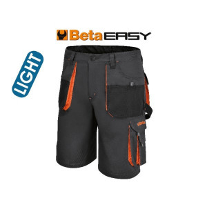 Pantaloni scurti de lucru subțiri 7861G