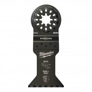 Pânză lemn & metal BiMetal 43 mm - 1 buc