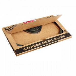 Pânză premium pentru fierăstrău cu bandă 1139.83 x 12.7 x 0.51 mm (cu cablu și M18 debitare adâncă) Milwaukee, pachet 25 buc