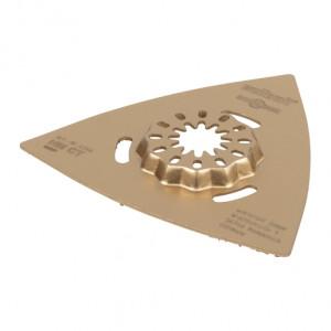 """Placă de şlefuire """"Expert"""" tratată cu carburi metalice, sistem de prindere STARLOCK, lemn, mortar, adeziv pentru gresie"""