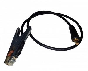 ProWELD MCS-300, cablu sudura 1.5m cu cleste masa 300A, conector cablu 35-50