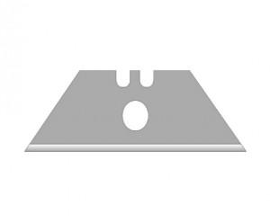 Set 10 lame trapezoidale cu gaura, L 60 , A 19, I 0.6
