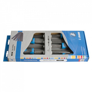 Set pile fine 150 mm lungime - Unior 762/5S, 5 piese