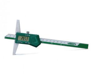Subler digital de adancime, SCALA 0-500 mm, ACURATETE ± 0.05 mm, L 585, a 7, b 15, d 150