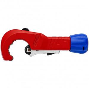 """Taietor cu ajustarea rapida pentru tevi, KNIPEX TubiX, 1/4"""" - 1 3/8"""", 6 - 35 mm"""