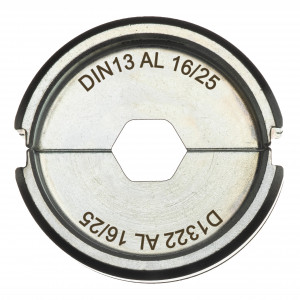 Bacuri de sertizare DIN Aluminiu Milwaukee