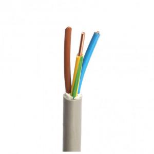 Cablu electric rigid CYYF