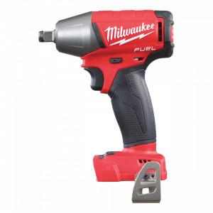 Cheie cu impact 1/2″ Milwaukee FUEL M18 FIWF12-0, cuplu 300 Nm, livrata fara acumulator
