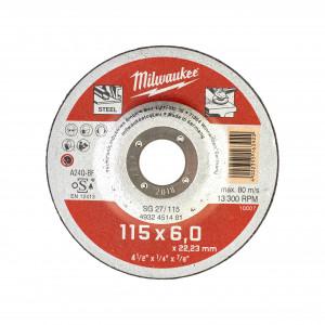 Disc polizat metal Milwaukee Contractor