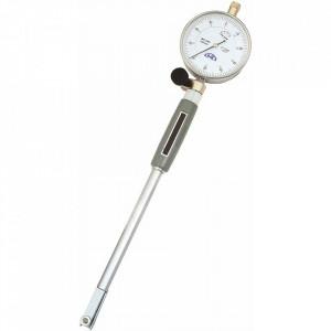 Dispozitiv de măsurare ceas comparator cu micrometru cadran KINEX, domeniul de măsurare 50-160 mm, 0.01mm, DIN 863