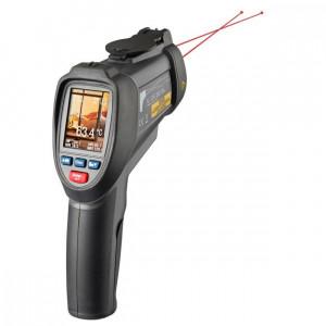 FIRT 1000 DataVision cu 2 fascicole laser si camera video Termometru-pirometru infrarosu