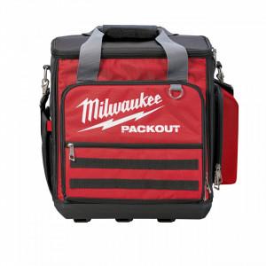 Geanta Milwaukee Tech Packout cu buzunar pentru laptop 4932471130 - 430 x 270 x 450 mm
