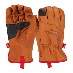 Mănuși de protecție din piele Milwaukee